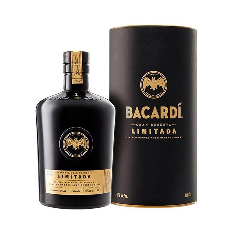 Bacardi Gran Reserva Limitada 750 ml