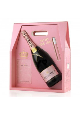 Champagne Moët & Chandon Rosé Impérial Tag Your Love 1,5lt.