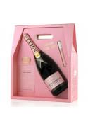 Champagne Moet & Chandon Rosé Impérial Tag Your Love 1,5lt.