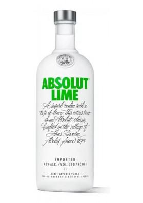 Vodka Absolut Lime 40% 1 Litro