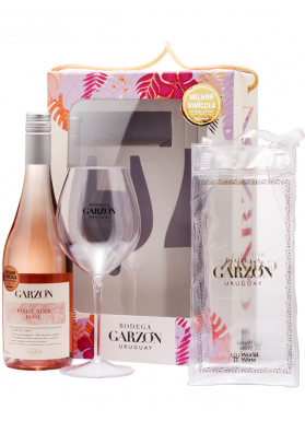 Kit (Pack) Verão Garzón Rosé 750ml