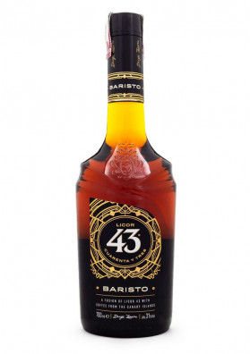 LICOR 43 BARISTO DIEGO ZAMORA 700ML