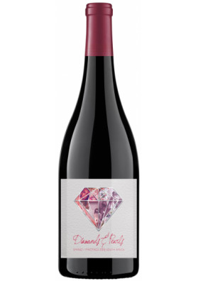 DIAMONDS & PEARLS SHIRAZ/PINOTAGE 750ML