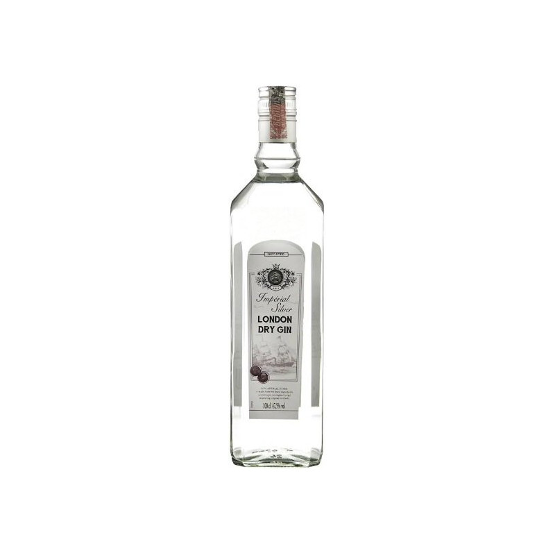 Gin London Dry Impérial Silver 1000ml