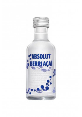 Vodka Absolut Berri Açai 50ml (miniatura)