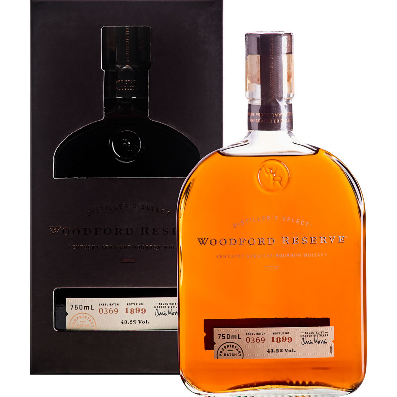 WOODFORD RESERVE 750ML