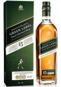 Whisky Johnnie Walker Green Label 15 anos 750 ml