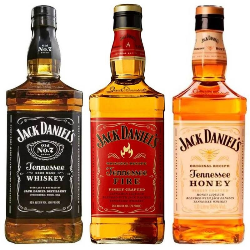 Kit Whisky Jack Daniels