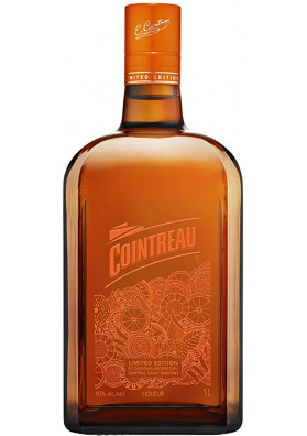 Licor Cointreau Orange Edição Limitada 700ml