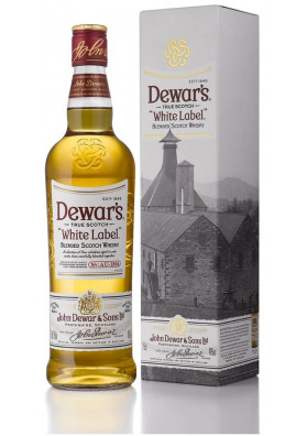 Whisky Dewars White Label 750ml