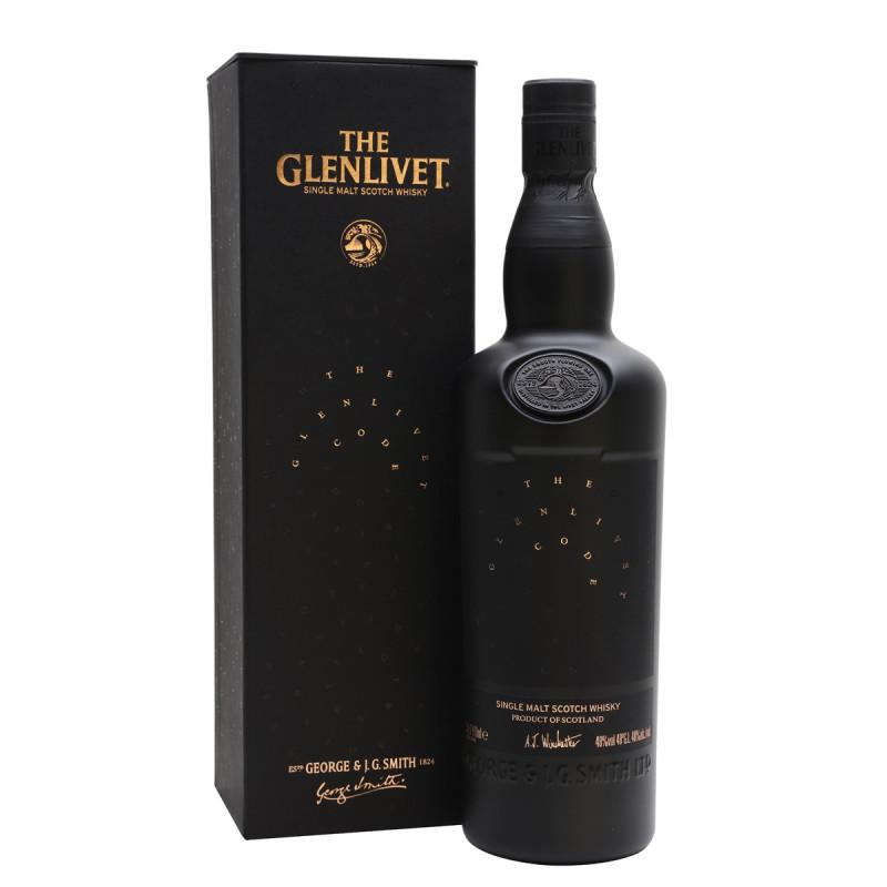 Whisky Glenlivet Code 700ml