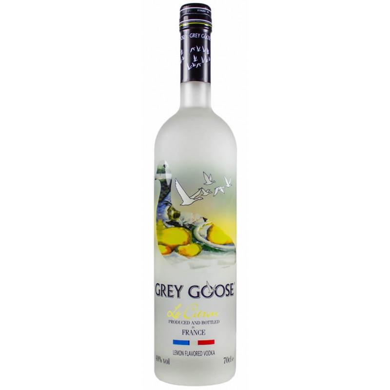 Vodka Grey Goose Le Citron 750 ml