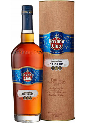 Rum Havana Club Seleccion de Maestros 700 ml