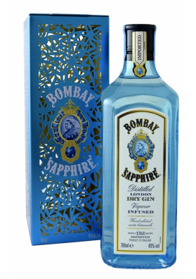 Gin Bombay Sapphire Lata 750ml
