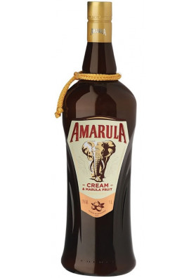 Licor Amarula Original Fruit And Cream 1000ml.