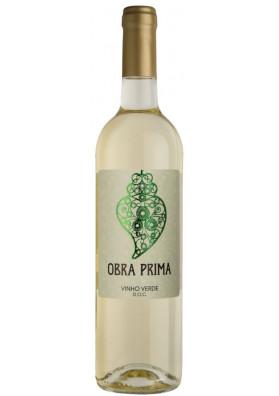Vinho Verde Português Obra Prima Doc 750 Ml