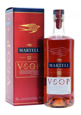 Martell VSOP Red Barrels Conhaque Francês 700ml