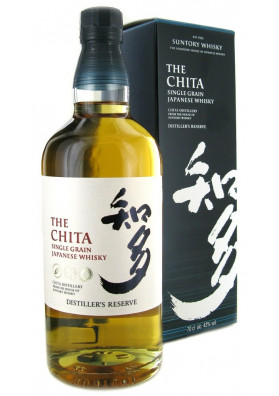 Whisky Suntory The Chita 700ml 43% - Single Grain Japão