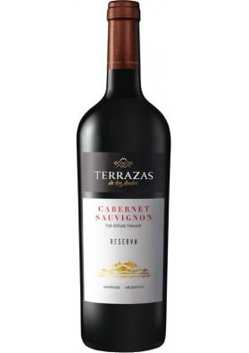 VINHO TERRAZAS RESERVA CABERNET SAUVIGNON ARGENTINA 750 ML
