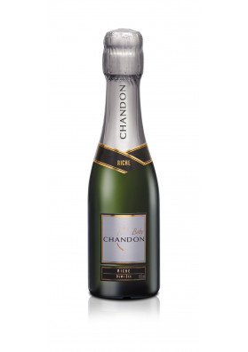 Espumante Chandon Riche Demi Sec Baby 187ml