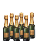 Kit 6 Espumantes Baby Chandon Reserve Brut 187ml