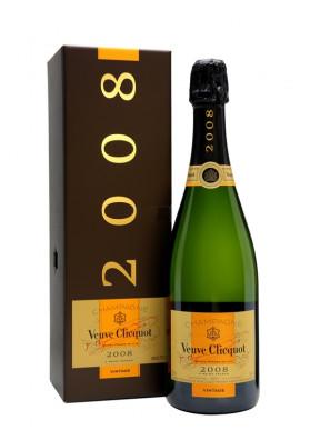 Veuve Clicquot Brut Vintage Estojo 2008 750 ml