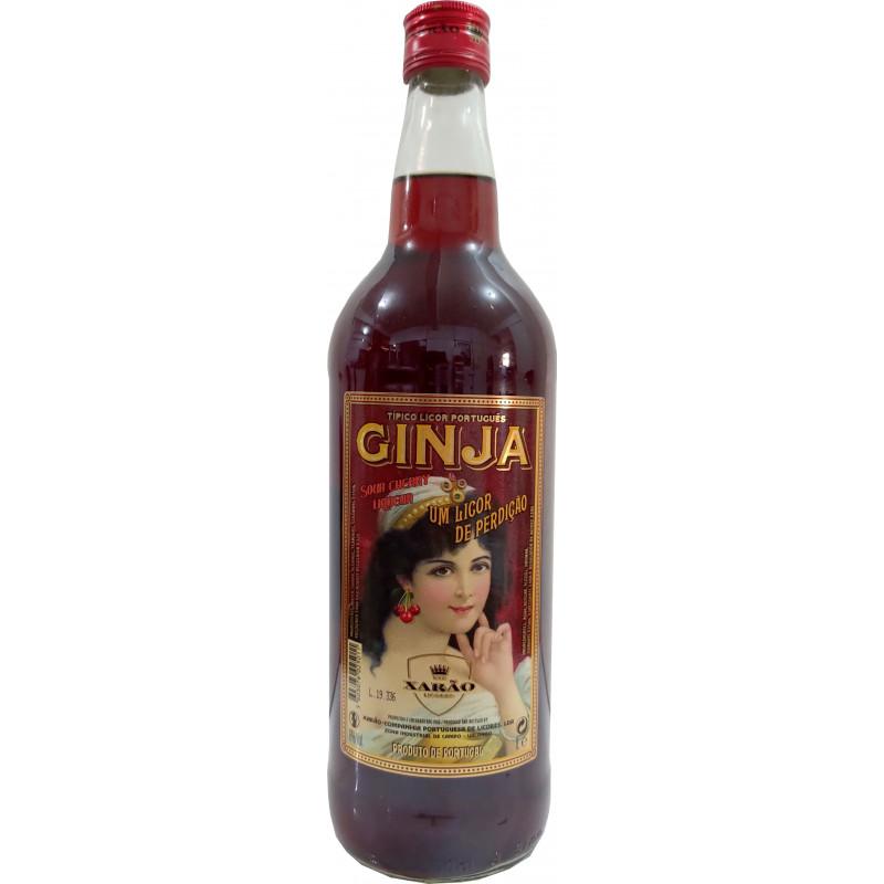 Ginja Licor Xarão 1000 ml