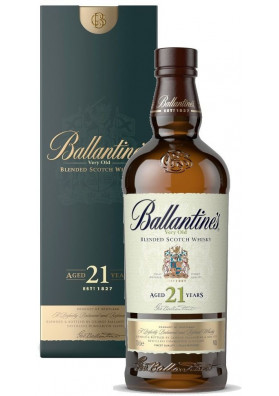 Whisky Ballantine's 21 anos 700 ml