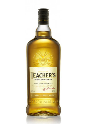 Whisky Teachers 1,5 Litro