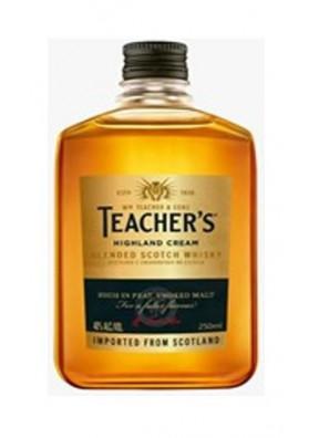 Whisky Teachers Highland Cream Escocês 250ml