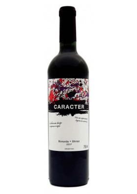 CARACTER SHIRAZ/BONARDA 750ML