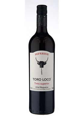 Toro Loco D.O.P. Utiel-Requena Tinto Superior 750ml