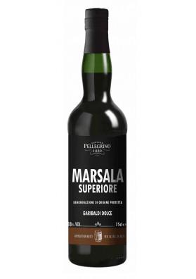 VINHO MARSALA SUPERIORE D.O.P ÂMBAR DOCE 750 ML