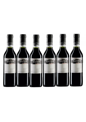 KIT 6 VINHO ARG. ALTOS LAS HORMIGAS MALBEC 375ML