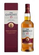Glenlivet Single Malt 15 Anos 750ml