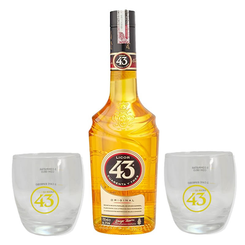 Licor 43 (Cuarenta y Tres) 700 ml
