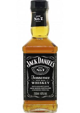 Jack Daniels Petaca 200ml