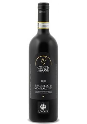 V. Ital. Corte Pavone Loacker Brunello di Montalcino 750 ml