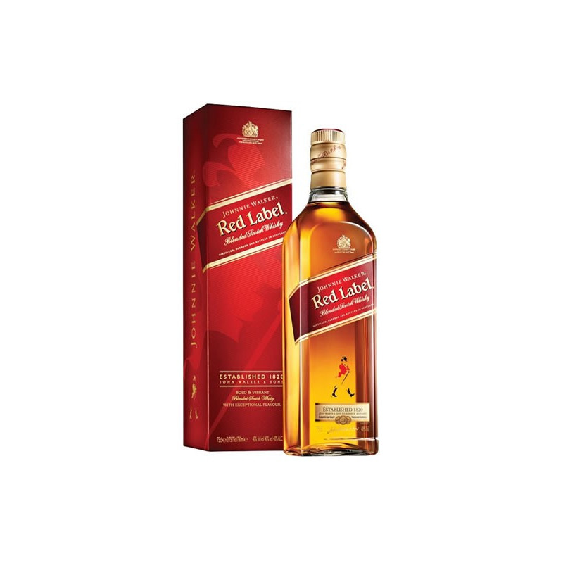 Johnnie Walker Red Label 1000 ml