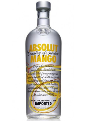 Absolut Mango 1000 ml