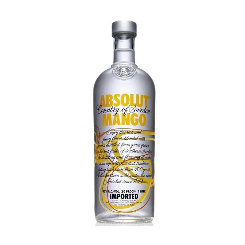 Absolut Mango 1000 ml