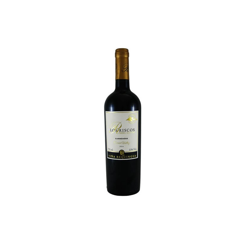 Los Riscos Barrel Carmenère 750ML