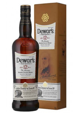Whisky Dewars 12 Anos 1000ml