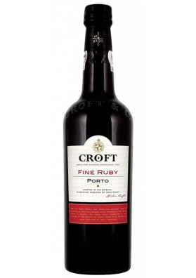 Croft Fine Ruby Porto Tinto 750ml