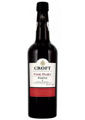 Croft Fine Ruby Porto Tinto 750ml