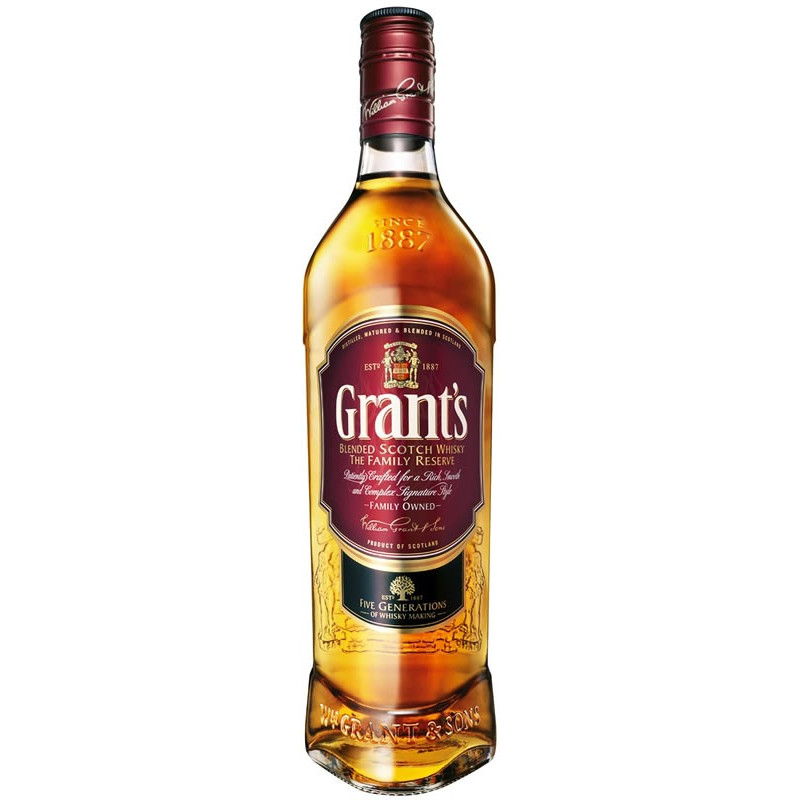 Grants Family Reserva 750ml