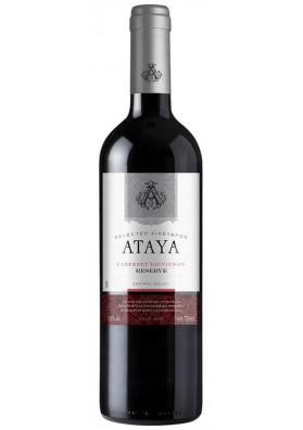 Ataya Reserve Cabernet Sauvignon 750 ml.