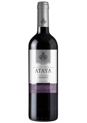 Ataya Reserve Carmerere 750 ml.