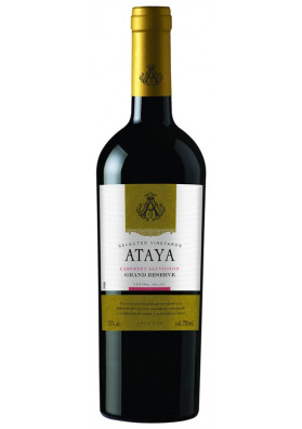 Ataya Grand Reserve Cabernet Sauvignon 750 ml.