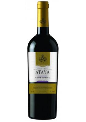 Ataya Grand Reserve Carmerere 750 ml.